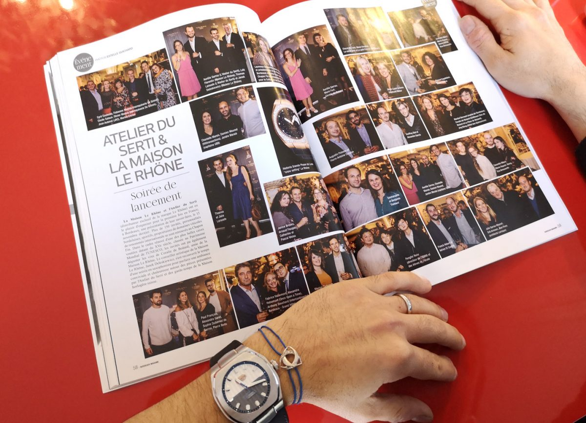 magazine bordeaux madame - atelier du serti